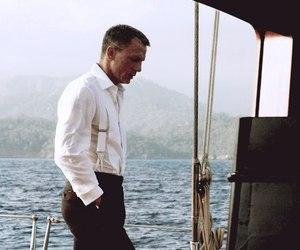 007, boat, and daniel craig image