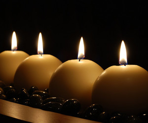 50mm, balance, and candles image