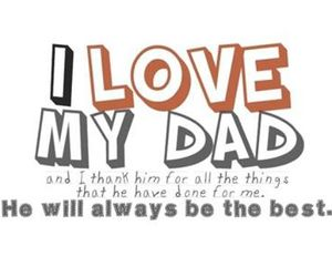 black, love, and dad image