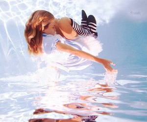 photography, water, and alice image
