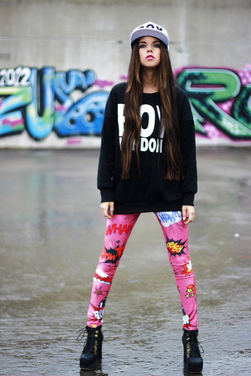fashion, swag, sweater , inspiring picture on Favim.com