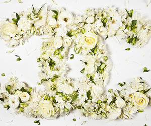 chanel, flowers, and fashion image