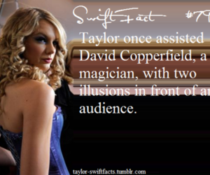 Taylor Swift and swift fact image