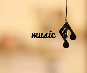 life, music, and necklace image