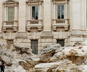 architecture, fountain, and italy image