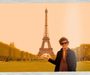 Harry Styles, one direction, and paris image