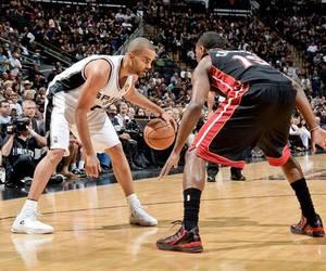 Basketball, NBA, and San Antonio image