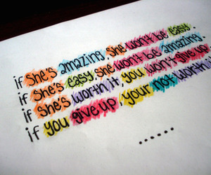 quote, amazing, and text image