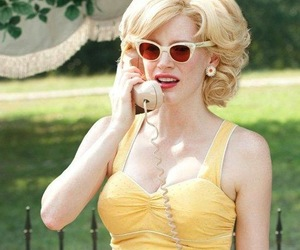 50s, jessica chastain, and woman image