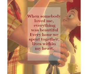 disney, quote, and toy story2 image