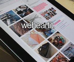 weheartit, we heart it, and quote image