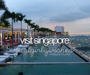 singapore, life, and travel image