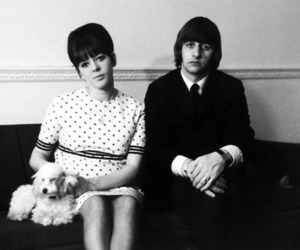 ringo starr, the beatles, and maureen cox image