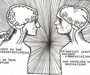 emotions, brain, and medicine image