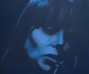 blue and joni mitchell image