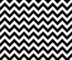 background, black and white, and chevron image