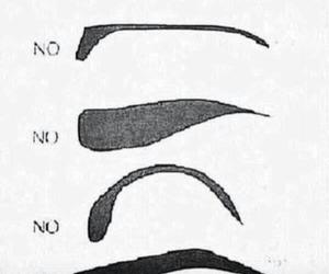 common, cool, and eyebrows image