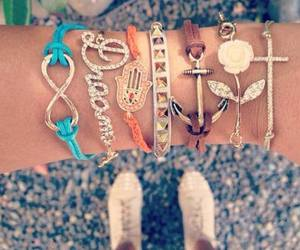 Dream, bracelet, and cool image