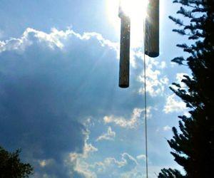 photography, sky, and sun shine image