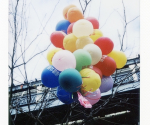 balloons and colours image