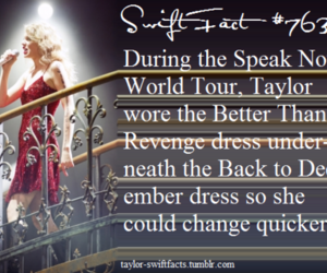 dress, Taylor Swift, and back to december image