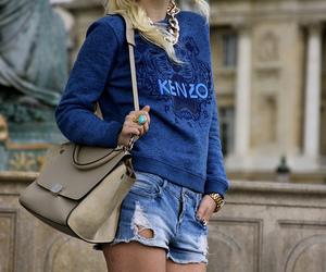 Kenzo, style, and bag image