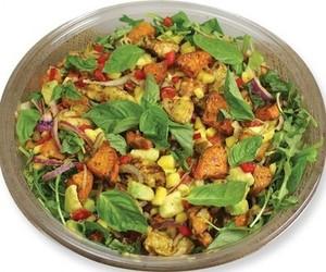 salad, washington, and seattle image