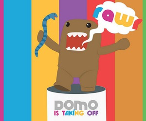 colorful, domo, and funny image
