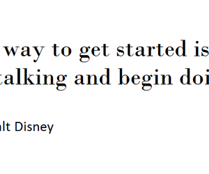 disney, quotes, and start image