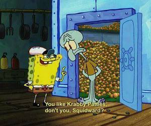 spongebob, funny, and lol image