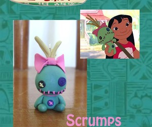 clay, disney, and fimo image