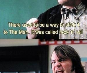 jack black, school of rock, and mtv image