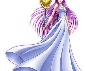 anime, manga, and cavaleiros do zodíaco image