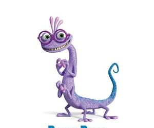 monsters university and randy boggs image
