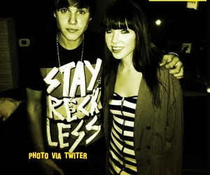 justin bieber, carly rae jepsen, and carley rae jepson image