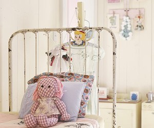 bedroom and doll image