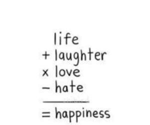 laughter, life, and love image