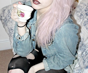 girl, alternative, and hipster image