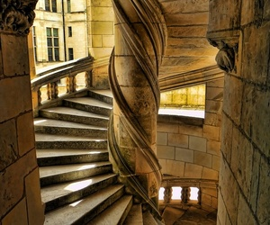 stairs and france image