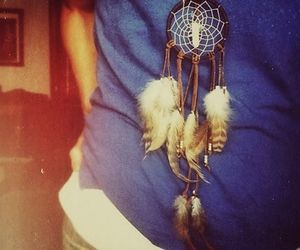dreamcatcher, moda, and catcher image