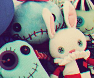 bunny, kawaii, and toys image