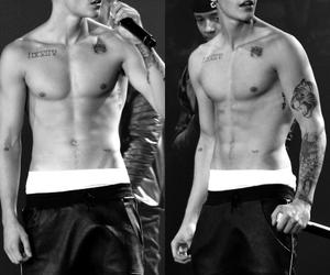justin bieber, justin, and sexy image
