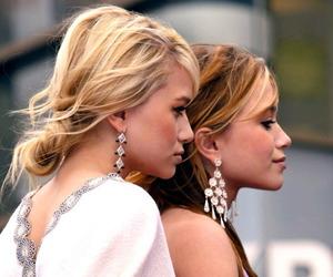 olsen, ashley olsen, and earrings image
