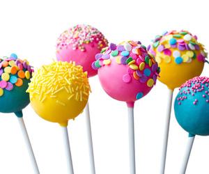 balls, chocolate, and food image
