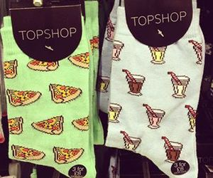 socks and topshop image