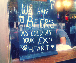 ex, funny, and sign image
