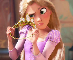 rapunzel, disney, and tangled image