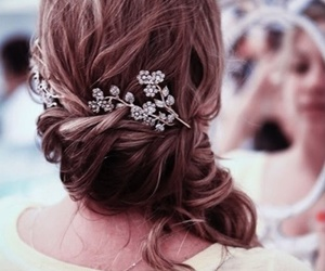beautiful, hairstyles, and pretty image
