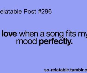 song, mood, and music image