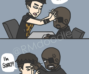fanart, funny, and rm image